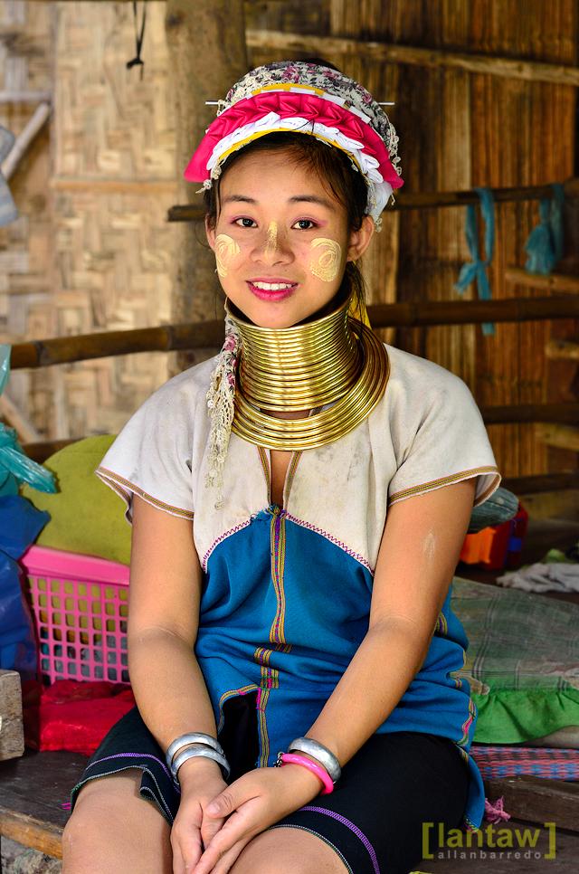Kayan Lahwi lady
