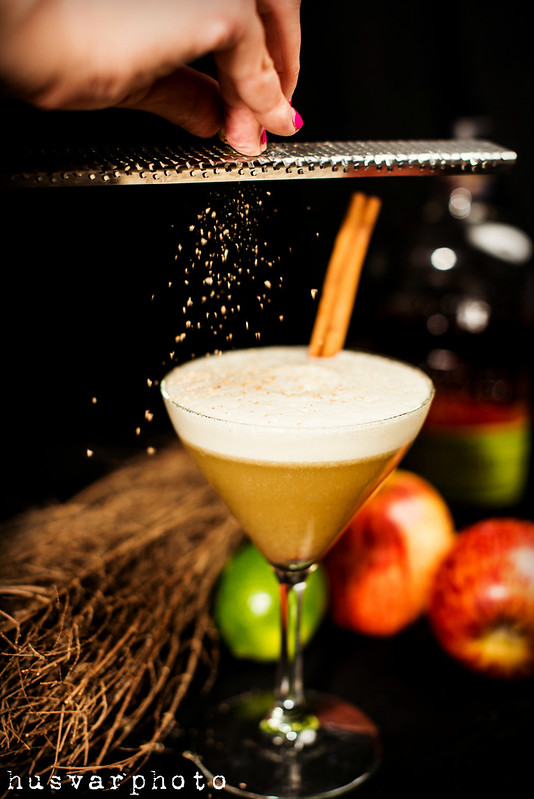 #sweetnlowstars apple pie martini in_the_know_mom