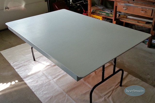 Sewing Room Work Table