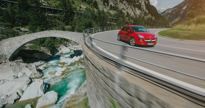 Opel Adam bridge story Rapport InRat South Africa dna photographers 0022