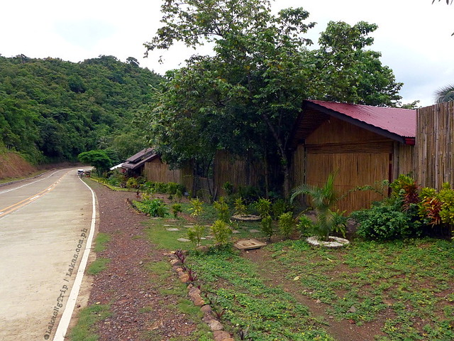 The front of the Mangrove Eco Park in El Nido, Palawan, Philippines.
