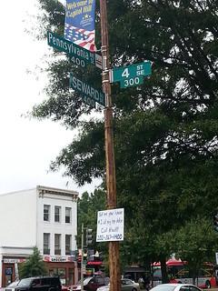 Pennsylvania Ave. SE