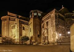 la Cattedrale di notte foto di Massimo Mazzoni