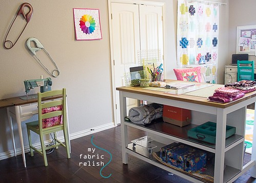 Sewing Room Reveal