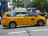Toyota Sienna (NYC Taxi)