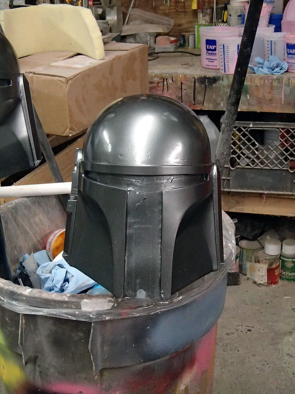 DW Helmet Base Color Front