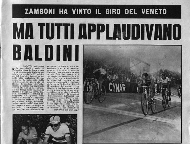 Zamboni vince il Giro del Veneto (1)