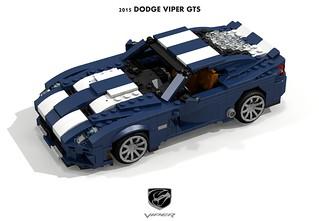 Dodge Viper GTS - 2015