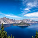 Crater Lake, Oregon by Juan Pablo J.