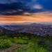 Santiago Twilight Colors by Matias Negrete Pincetic