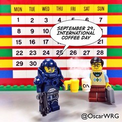 #LEGO_Galaxy_Patrol #LEGO #InternationalCoffeeDay #NationalCoffeeDay #CoffeeDay #Coffee @lego_group @lego