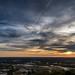 Sundown in Bielefeld