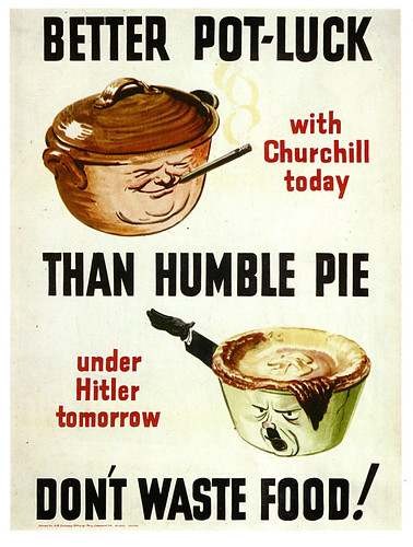 Pot-Luck or Humble Pie