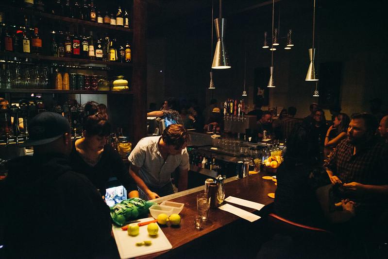 Reverb Lounge   9.29.2014