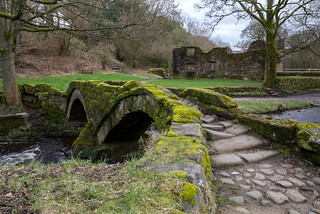 Wycoller Packhorse Bridge | by PangolinOne