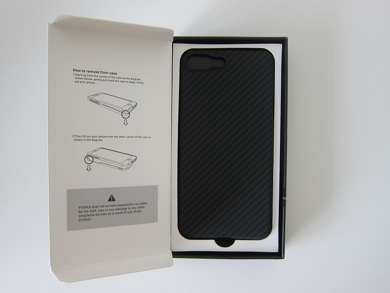 Pitaka's Aramid iPhone 7 Plus Case - Box Open
