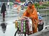 Jakarta, monsoon rain