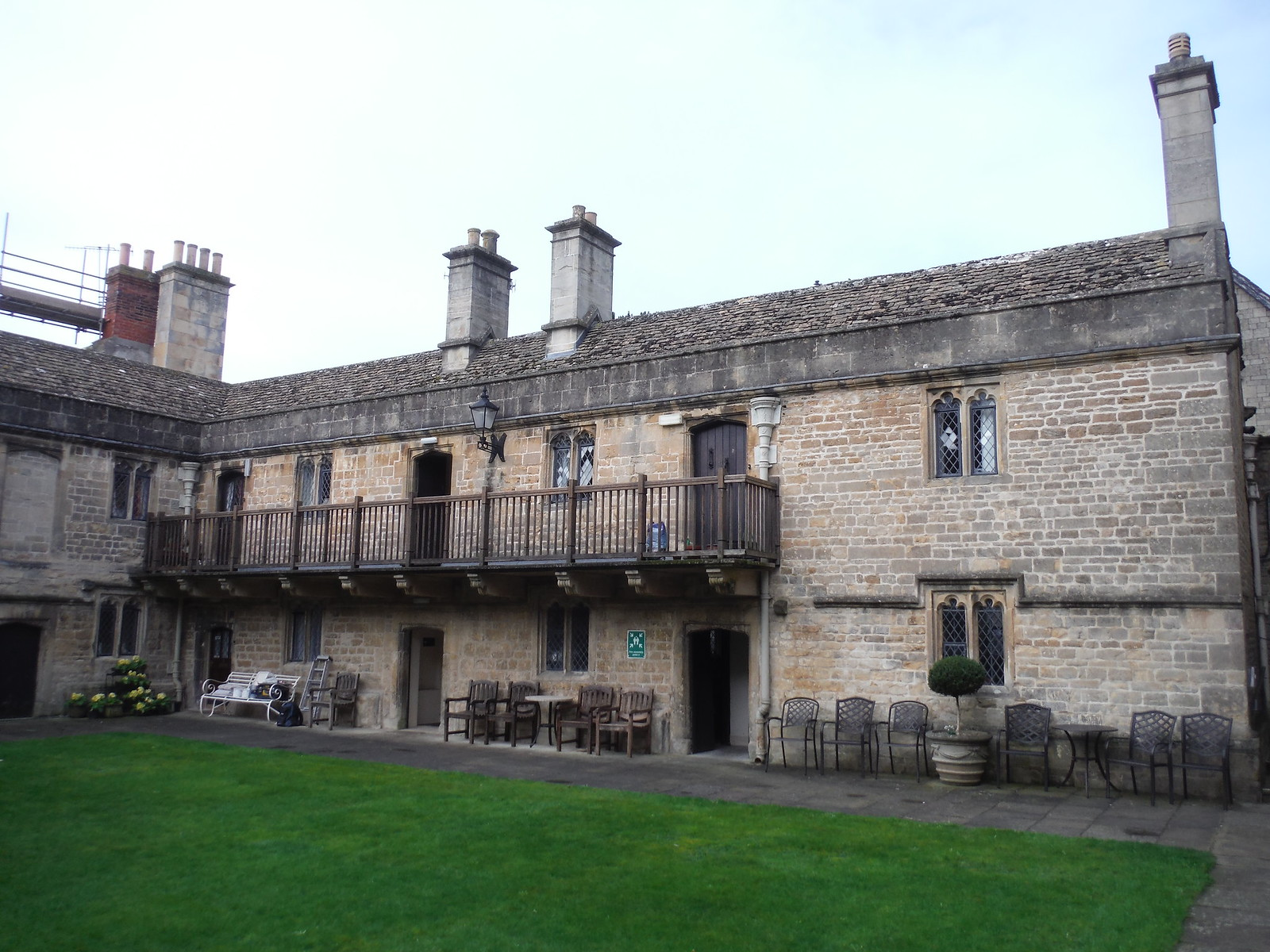Sexey's Hospital, Almshouses SWC Walk 284 Bruton Circular (via Hauser & Wirth Somerset) or from Castle Cary