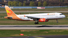 Orange2Fly Airbus A320-2 SX-ORG