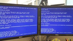 oh monday, how i've missed you #BSOD #maybeitsjustme