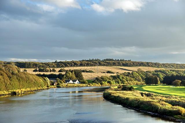 The Deveron River