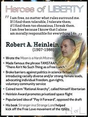 Robert Heinlein ? Heroes of Liberty