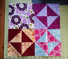 Block for March Serenity Circle