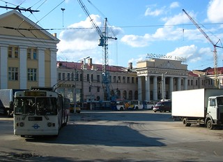 Tula trolleybus 12 ЗиУ-620520 build 1998, withdrawn 2015