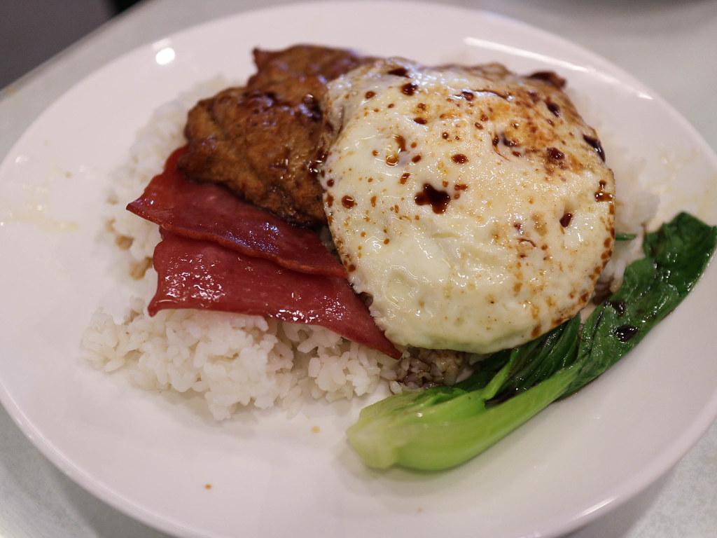 IMG_7701西門茶餐廳 老抽西門店 (5)