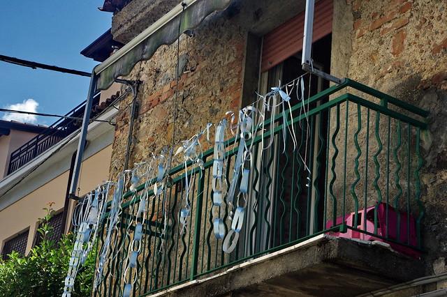Diamante - balconi