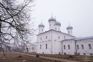 Литургия в Спасском соборе 360