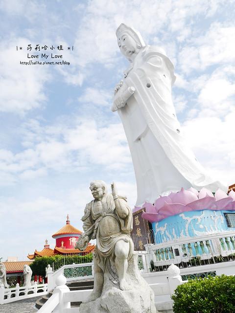 基隆景點一日遊中正公園大佛廣場 (26)
