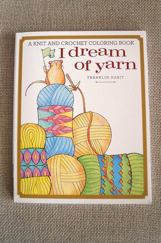 i dream of yarn coloring book - Coloring Book Yarns