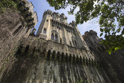 Castillo de Butrón, Gatica (País Vasco)