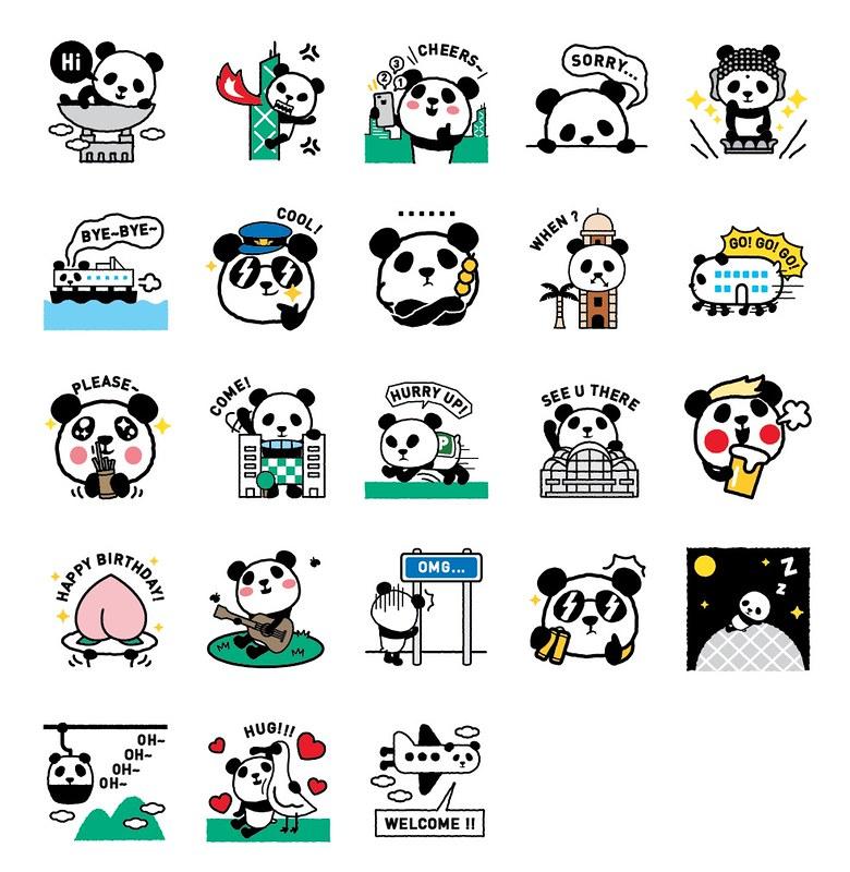 1,600 Pandas hit Hong Kong! - Alvinology