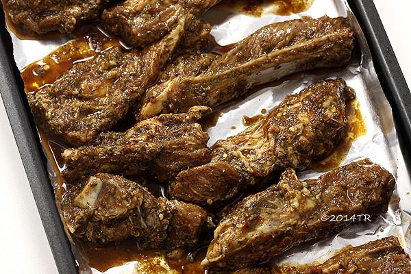 牙買加香辣烤肋排 Jerked BBQ ribs-20140612