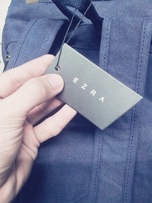 ezra, korean bag for men, zalora