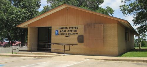 Post Office 74427 (Cookson, Oklahoma)