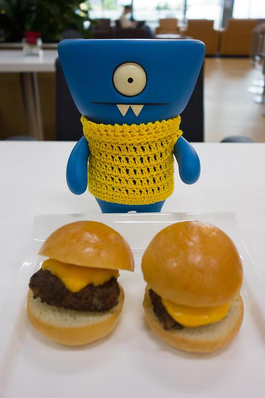 Uglyworld #2338 - Mini Burgerers - (Project On The Go - Image 170-365)