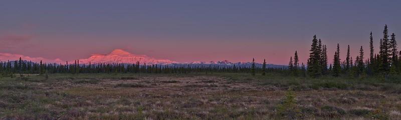 Mount Sanford - Wrangell St. Elias National Park