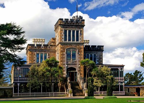 larnachcastledunedin dunedin castle history sonydslra300 architecture publicdomaindedicationcc0 geotagged freephotos