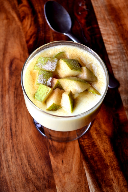 Pear Pudding Recipe