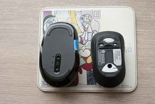 MS Sculpt Comfort Mouse and Notebook Mouse 5000