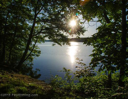 chesterfieldcounty chesterfieldcountyvirginia d7000 dailyphoto landscape midlothian midlothianvirginia pauldiming spring swiftcreekreservoir virginia lake reservoir sunrise unitedstates
