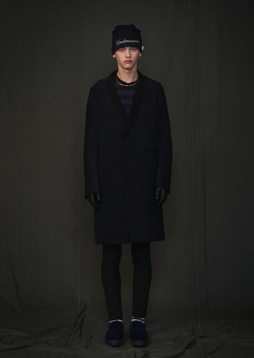 Robbie McKinnon0032_UNDERCOVERISM 2014-15 Autumn Winter
