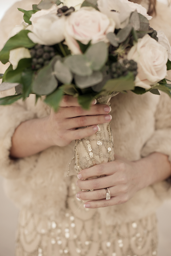 Hello Framboise Wedding Bouquet :: Photo by Juliane Berry
