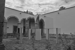 Guadalajara - Instituto Cultural Cabanas Daniel Buren exhibit