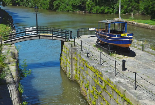Lockport Canal Locks