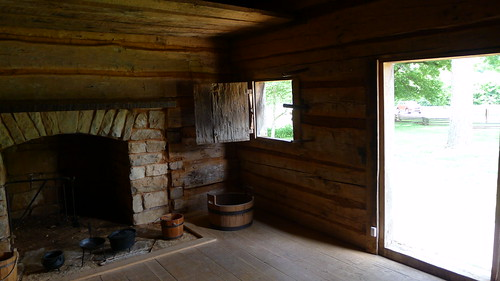 Lincoln Boyhood Home, Interior