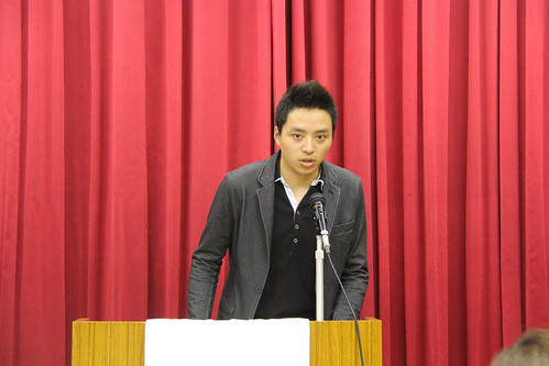 20140613チャペル・アッセンブリ・アワー